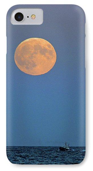Full Blood Moon IPhone Case