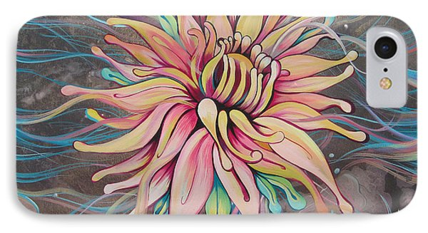 Full Bloom IPhone Case by Shadia Derbyshire