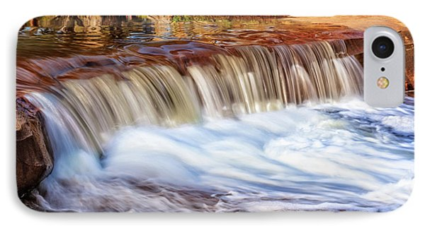 Full Flow, Noble Falls, Perth IPhone Case by Dave Catley