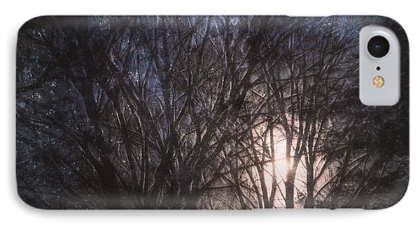 Full Moon Rising IPhone Case by Scott Norris