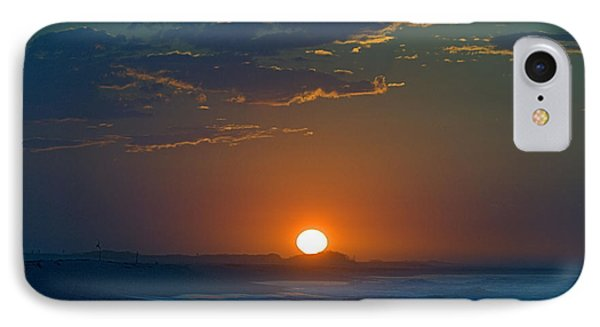 IPhone Case featuring the photograph Full Sun Up by  Newwwman