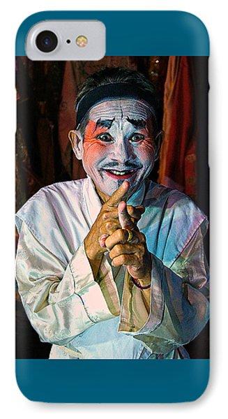 Fun At The Opera IPhone Case by Ian Gledhill
