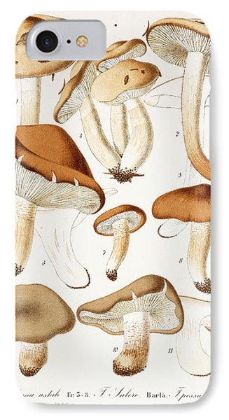 Fungi IPhone 7 Case by Jean-Baptiste Barla