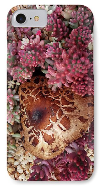 Fungus And Succulents IPhone 7 Case