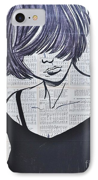 Funky And Free IPhone Case