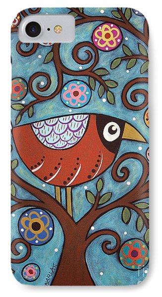 Funky Bird IPhone Case