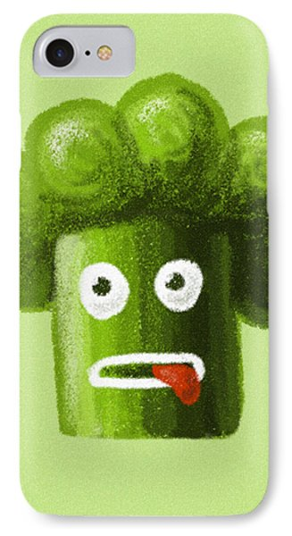 Funny Broccoli IPhone Case