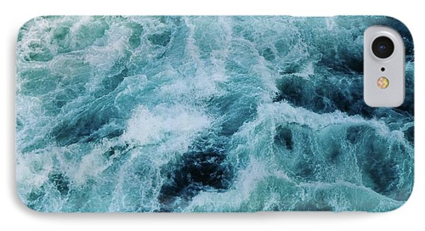 Furious Waters IPhone Case by Happy Home Artistry