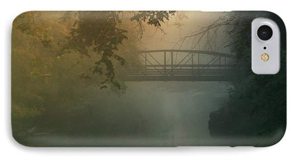 Furnace Run - Square IPhone Case by Rob Blair
