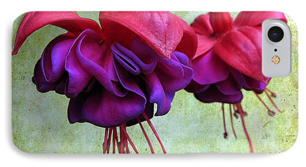 Fuschia IPhone Case by Jessica Jenney