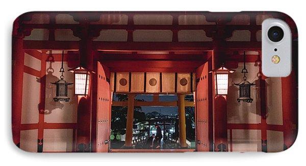 Fushimi Inari Taisha, Kyoto Japan 2 IPhone Case