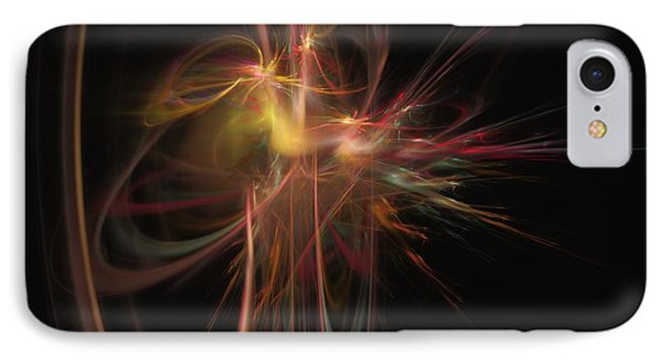 Fusion IPhone Case by David Lane