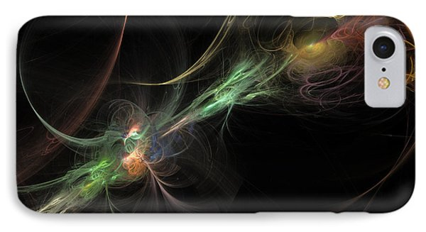 Fusion Two IPhone Case by Andy Astbury