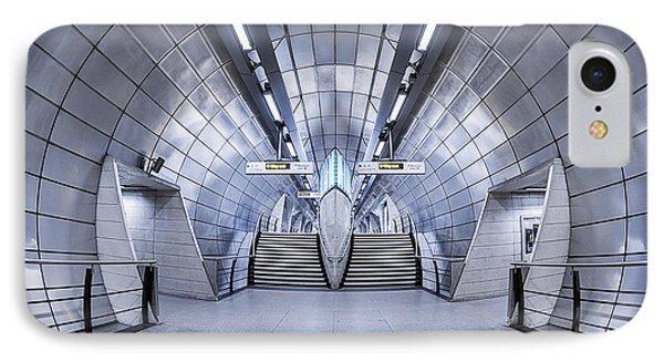 Futurism IPhone Case by Evelina Kremsdorf