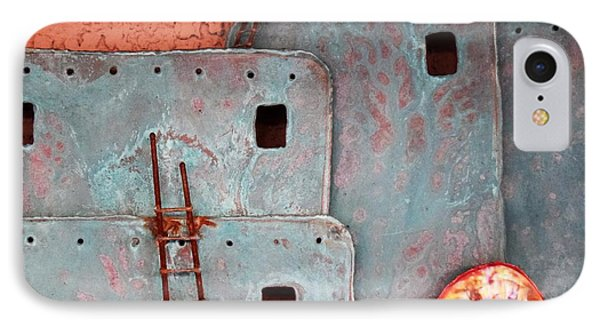 Futuristic Pueblo IPhone Case
