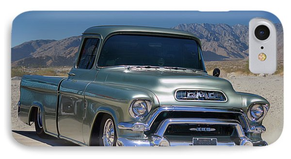 IPhone Case featuring the photograph G M C Pickup by Bill Dutting