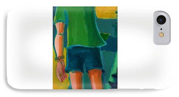 Gabrielle Phone Case by Debra Bretton Robinson