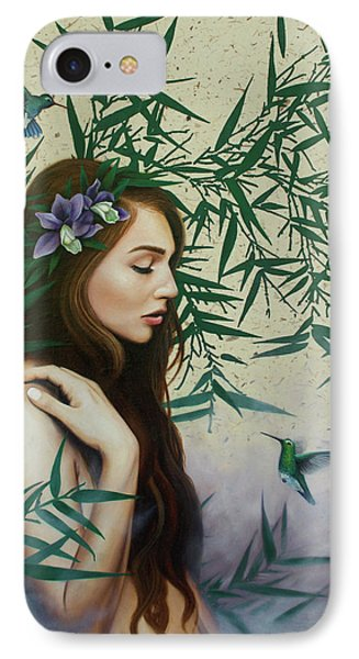Gaia IPhone Case by Kelly Meagher