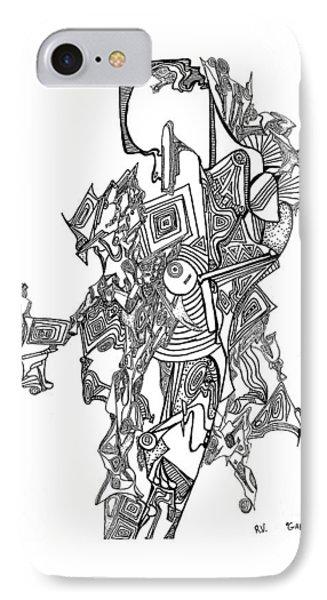 Gaia Phone Case by Regina Valluzzi