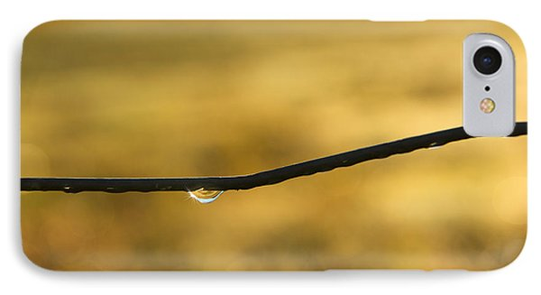 IPhone Case featuring the photograph Gaia's Tear by Sandi Mikuse