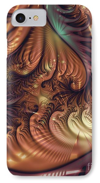 IPhone Case featuring the digital art Gala by Michelle H