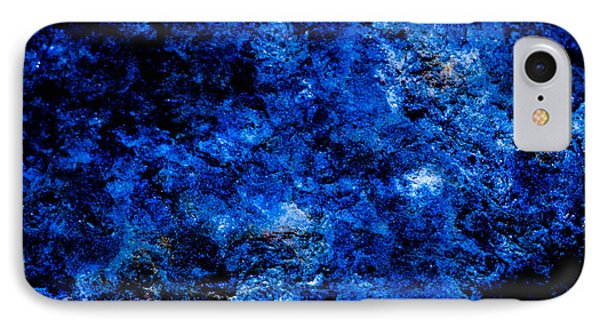 Galactic Night Abstract IPhone Case by Bruce Pritchett