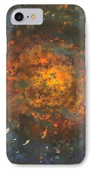Galactica Original Painting IPhone Case