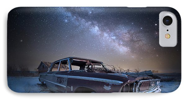 IPhone Case featuring the photograph Galaxie 500 by Aaron J Groen