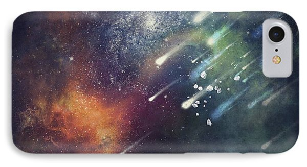 Galaxy IPhone Case by Stanley Wong