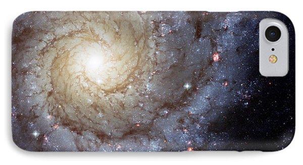 Galaxy Swirl IPhone Case by Jennifer Rondinelli Reilly - Fine Art Photography