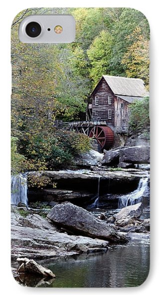 IPhone Case featuring the photograph Galde Creek 2 by Ann Bridges