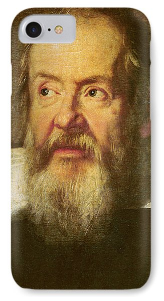 Galileo Galilei IPhone Case