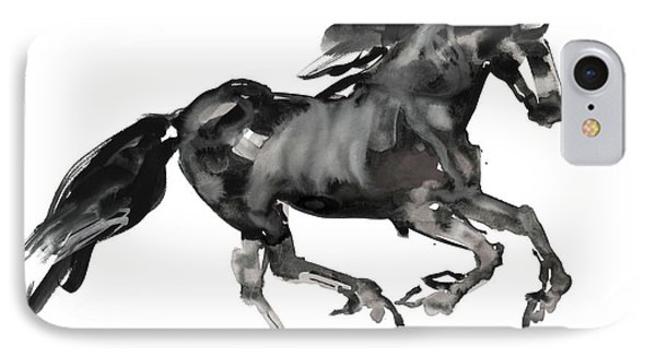 Gallop IPhone Case by Mark Adlington