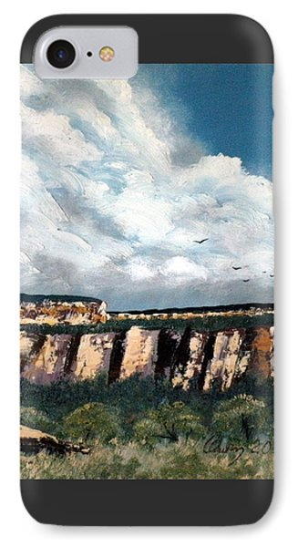Gallup Bluffs 6 Of 6 IPhone Case