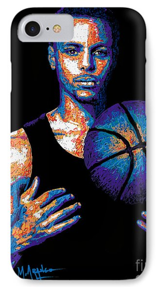 Game Changer IPhone Case by Maria Arango