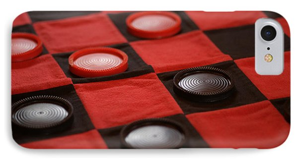 Games Phone Case by Linda Shafer