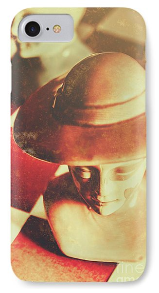Games Of The Wild West IPhone Case by Jorgo Photography - Wall Art Gallery