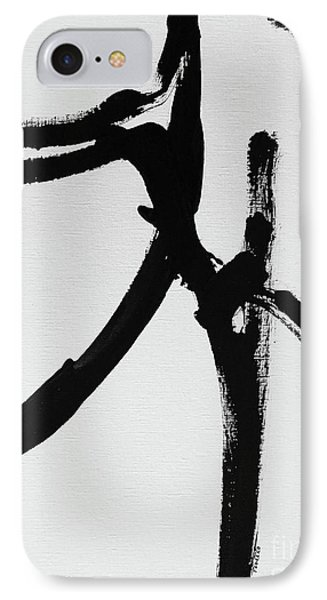 IPhone Case featuring the painting Gamut by Robin Maria Pedrero