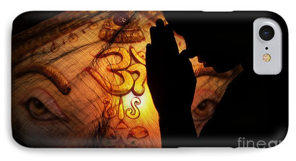 Ganesha Dreams IPhone Case