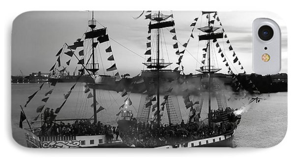 Gang Of Pirates Phone Case by David Lee Thompson