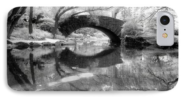Gapstow Bridge Ir H IPhone Case