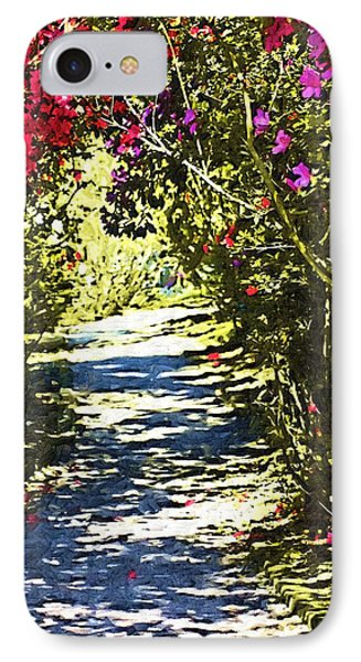 IPhone Case featuring the photograph Garden by Donna Bentley