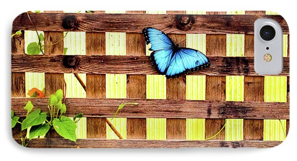 Garden Fence IPhone Case