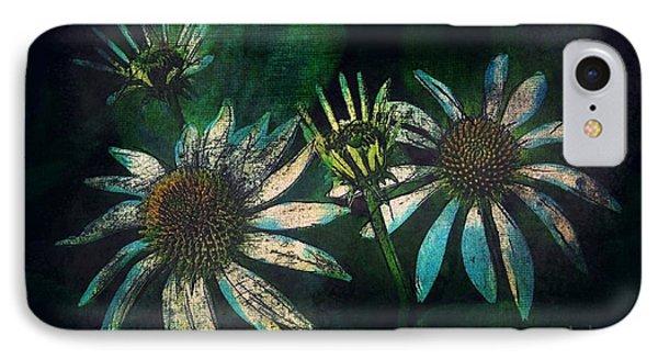 Garden Flowers 1 June 14 2015 IPhone Case by Jim Vance
