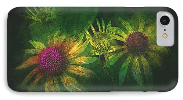 IPhone Case featuring the photograph Garden Flowers 2 June 14 2015 by Jim Vance