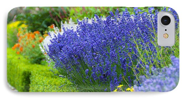 Garden Flowers Phone Case by Svetlana Sewell