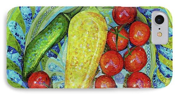 Garden Harvest IPhone Case