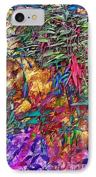 Garden Of Forgiveness Phone Case by Kurt Van Wagner