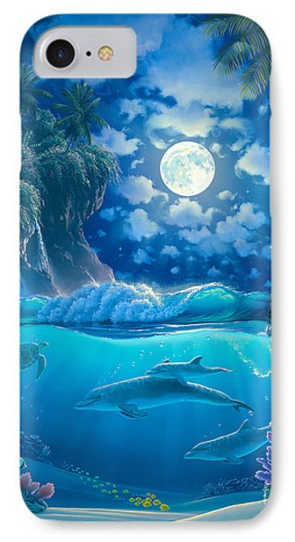 Garden Of Light IPhone Case by Al Hogue