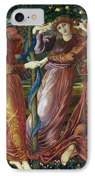 Garden Of The Hesperides Phone Case by Sir Edward Burne Jones